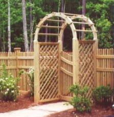 02 - arched wood arbor1