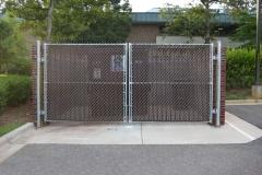 dumpster-fencing