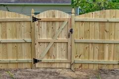 wood-gates